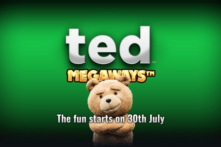 Blueprint Gaming bears all with eagerly anticipated launch of ted™ Megaways™
