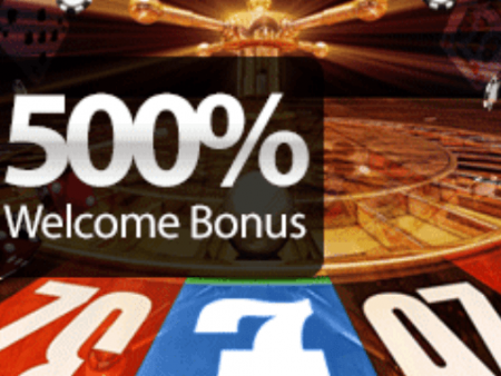 Huge Casino Bonuses – 300% , 400% or even 500% Deposit Bonuses
